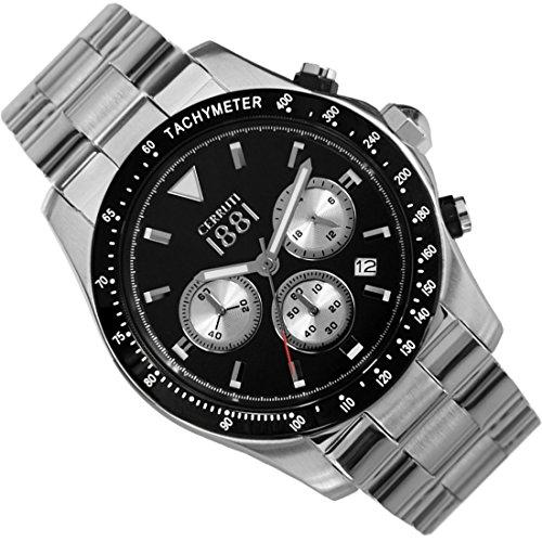 CERRUTI Hochwertiges Silikon-Armband für tollen Tragekomfort
