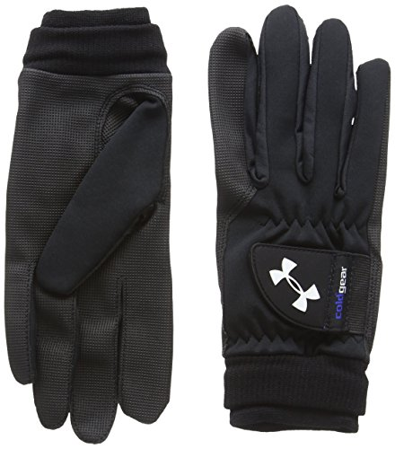Under Armour Herren Handschuhe COLDGEAR GOLF, blk, XL -