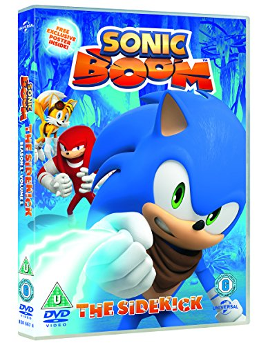 Image of Sonic Boom: The Sidekick [DVD] [2015]
