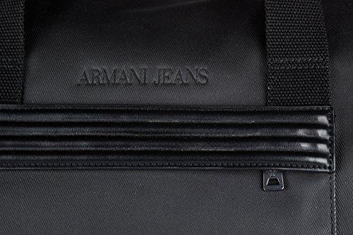 Armani Jeans 932106 Borsone Uomo Nero