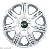 KFZ Radkappe Radzierblenden Radkappen Zierblende 16' 16 Zoll Opus passend für Nissan , Opel , Peugeot , Renault