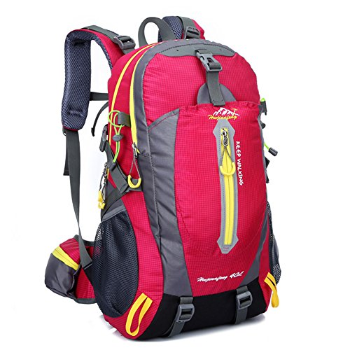 Wanderrucksäcke, Wandern Rucksack, Camping Rucksack / Reisen Rucksack / Trekking Rucksäcke / Casual Daypack Tasche für Outdoor Sport Wandern Trekking Camping Klettern Berg