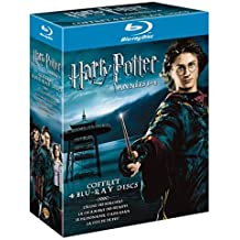 Coffret harry potter : 1, 2, 3 et 4