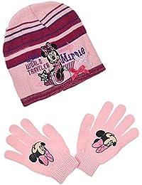 Disney - Set de bufanda, gorro y guantes - para niña