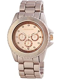 Excellanc Damen-Armbanduhr XL Analog Quarz verschiedene Materialien 150935600011