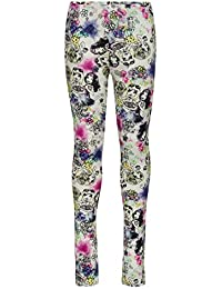 Lego Wear Lego Friends Piper 201, Leggings para Niños, Weiß (Off White 102), 9 Años