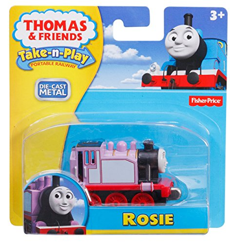 Fisher Price Thomas and Friends Take N Play Rosie by Fisher Price