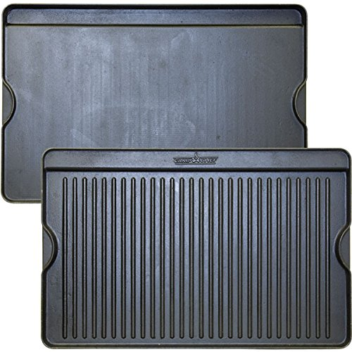 Camp Chef Cast Iron Reversible Grill/Griddle 60 cm (CGG-24B)