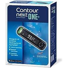 CONTOUR Next One Blutzuckermessgerät Set mg/dl 1 St