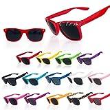 QHGstore Uv400 Brille Sonnenbrille Shades Skibrillen Sonnenbrillen
