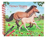 Depesche 8087 - Malbuch Pocket Horses Dreams