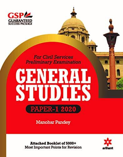 General Studies Manual Paper-1 2020