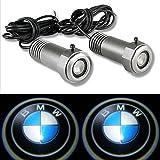 BMW Pareja luz led y láser logos de cortesía / bienvenida - Iluminación decorativa para coches