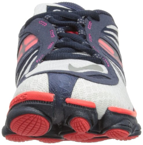 Brooks - Scarpe sportive - Running, Donna (White/Poppy/Midnight)