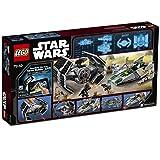 LEGO-Star-Wars-TM-TIE-Advanced-de-Vader-vs-A-Wing-Starfighter-6136377