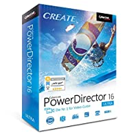 PowerDirector 16 Ultra - Image/Video Editing - German
