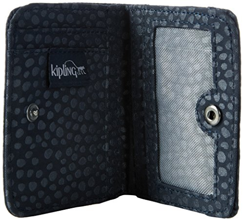 Kipling - Florencia, Portafogli Donna Multicolore (Dot Dot Dot Emb)