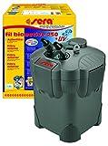 Sera 30604Fil Bioactive 250+ UV–Filtro Exterior para Acuario hasta 250L con Integrado 5W UV de c (Reduce Enfermedad gérmenes, parasiten y Algas Crecimiento)
