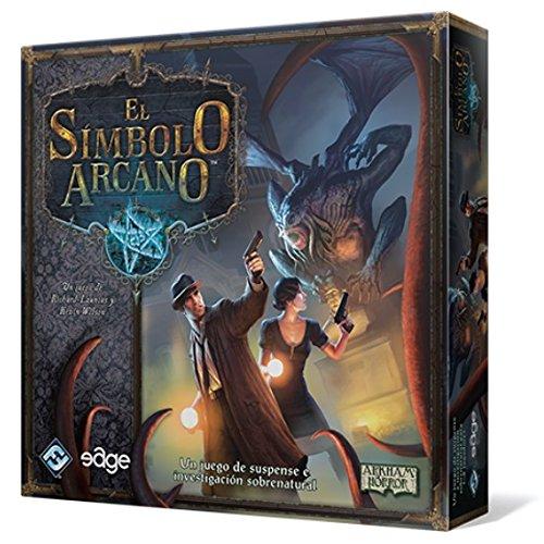 Asmodee Símbolo Arcano, juego de mesa (Edge Entertainment EDGSL05)