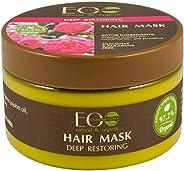 EO Laboratorie natural & organic Hair Mask Deep Restoring With Jojoba Oil, 250 ml, 2