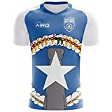 Airo Sportswear 2018-2019 Northern Mariana Islands Home Concept Football Soccer T-Shirt Trikot