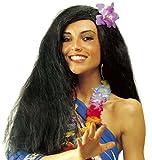 Widmann 6008O - Perücke Hawaii mit Orchidee