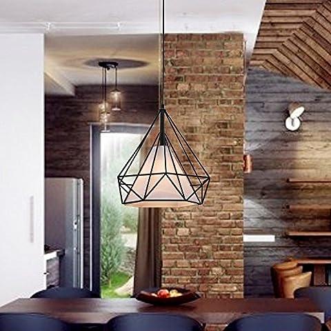 Lámpara del vintage simple y elegante con un dormitorio araña araña araña de comedor sala de