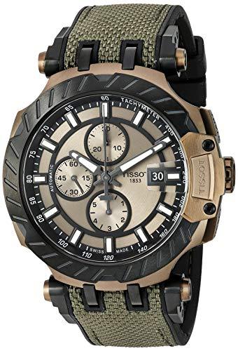 Tissot TISSOT T-RACE T115.427.37.091.00 Cronografo automatico uomo