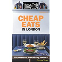 Time Out Cheap Eats In London 2005/6 by Time Out Guides Ltd (2005-06-02)