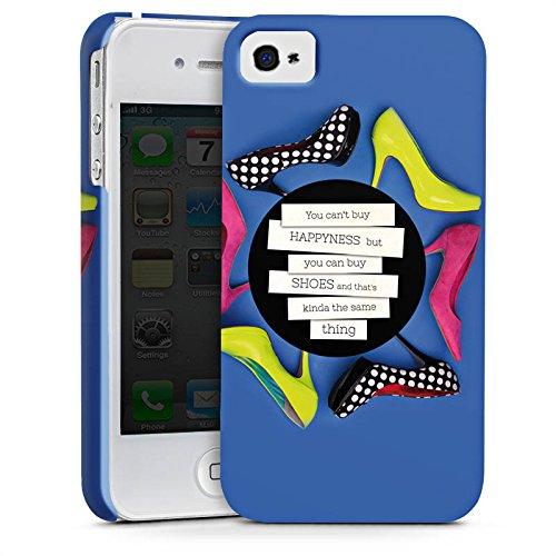 Apple iPhone X Silikon Hülle Case Schutzhülle Schuhe Schuhtick Shopping Premium Case glänzend