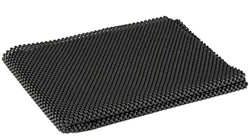 SIDCO ® Antirutschmatte Kofferraum Schmutzfangmatte Matte Decke Unterlage schwarz 90x60 cm