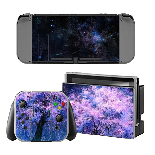 Zhhlaixing Skin Sticker Vinyl Decal Case para Nintend Switch Game Accessories ZY0025 51oXCwDiF6L