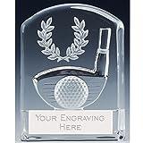 Golf Trophy Glas Treiber 11cm gratis Gravur bis Bewertung und Vergleich