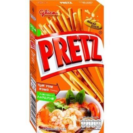glico-pretz-bread-stick-tom-yum-kung-flavour-36-g-net-pack-of-10