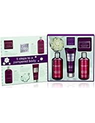 Baylis & Harding PLC Book Set Coffret Cadeau Midnight Fig/Pomegranate 5 Pièces