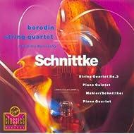 Schnittke: String Quartet - Piano Quartet - Piano Quintet