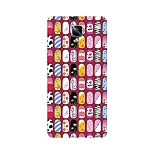 One plus 3 Cover - Hard plastic luxury designer case for one plus 3-For Girls and Boys-Latest stylish design with full case print-Perfect custom fit case for your awesome device-protect your investment-Best lifetime print Guarantee-Giftroom 318