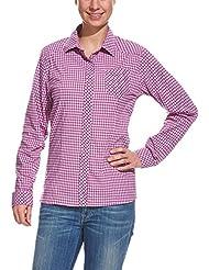 Tatonka Damen Hemd Camden Womens Long Sleeve-Shirt