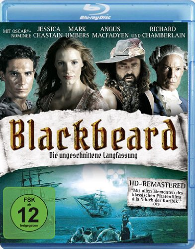 Preisvergleich Produktbild Blackbeard (Uncut) [Blu-ray]