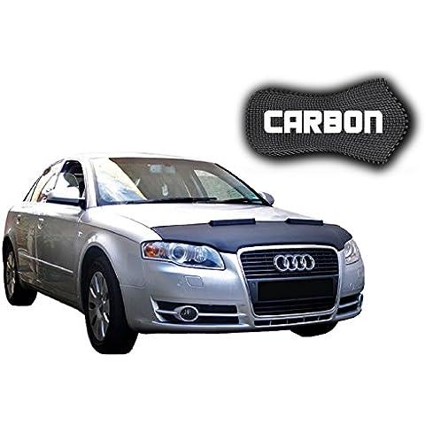 haubenbra Audi A4B7–Carbon Auto Máscara para piedra Impacto Tuning Car Bra Top calidad