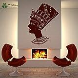 nkfrjz Aufkleber Vinyl Art Removeable Home Elefant Gott Buddha wandaufkleber kinderzimmer 57X76CM