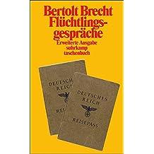 Flüchtlingsgespräche (suhrkamp taschenbuch)