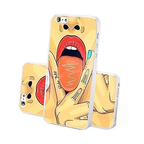 FINOO ® | Iphone 5 / 5S Hardcase Handy-Hülle |
