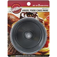 Wilton-Mini Angel Food Cake Pans 2/Pkg-Round 4