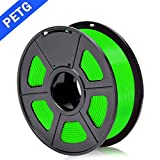 3D Printer Filament, PETG Filament 1.75mm, 3D Printer Filament PETG, 1KG Green
