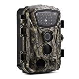 Festnight Training Trail Camera 18MP 1080P Wildlife Scouting Training Camera 0.6S Trigger Infrared