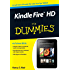 Kindle Fire HD für Dummies