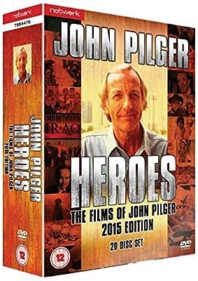 John Pilger: Heroes 2015 Edition [DVD]
