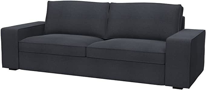 Ikea Divano Letto Kivik.Soferia Fodera Extra Ikea Kivik Divano Letto A 3 Posti Tessuto