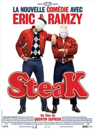 Steak Plakat Movie Poster (11 x 17 Inches - 28cm x 44cm) (2007) French